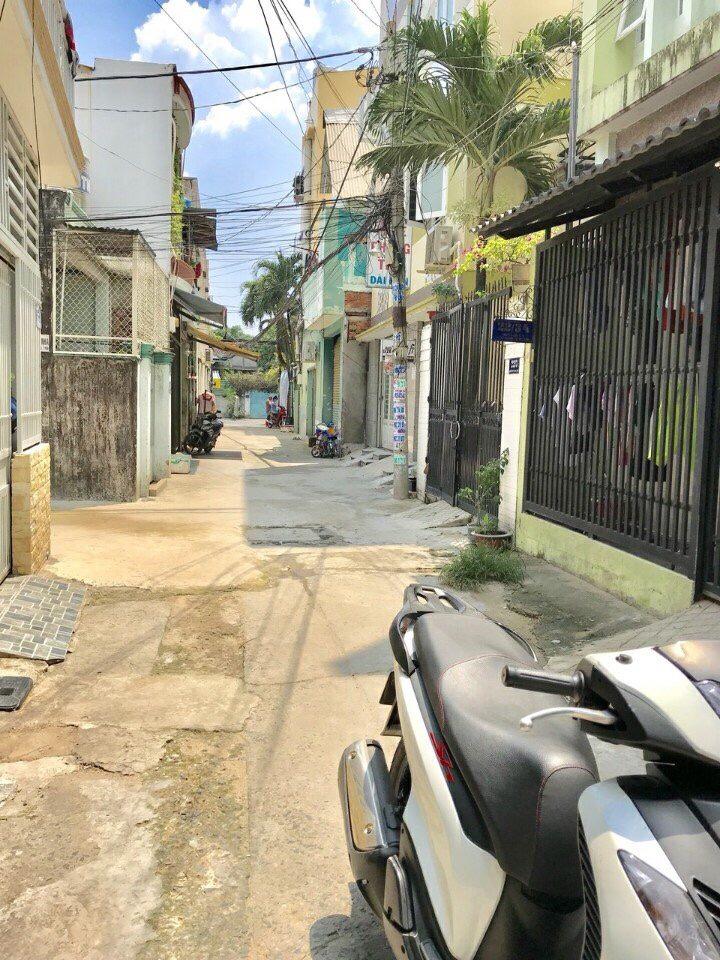 Bán đất hẻm đường Nguyễn Hữu Tiến Quận Tân Phú Tp Hồ Chí Minh 03