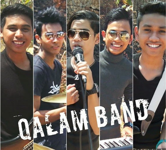kumpulan qalam band