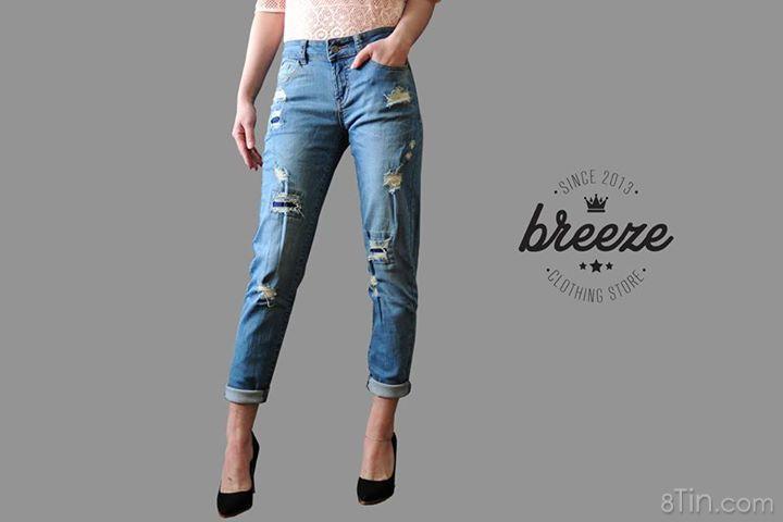 Các mẫu quần jean vẫn liên tục được cập nhật nhé, tin