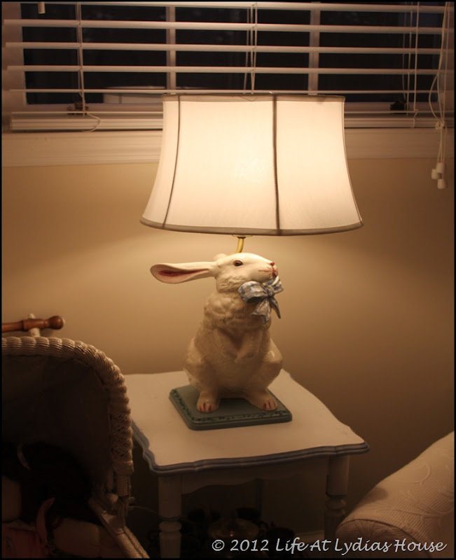 rabbit lamp 2