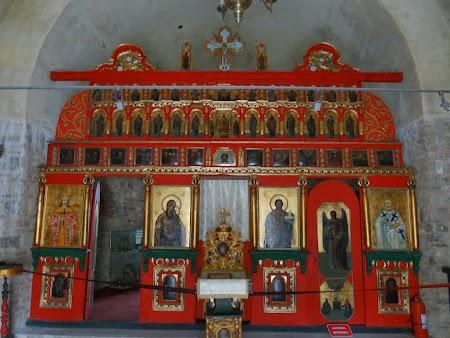 . Altar Cetatea Neamtului