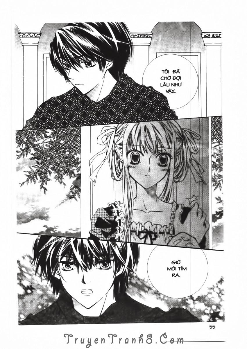 A Kiss For My Prince - Nụ Hôn Hoàng Tử Chap 024