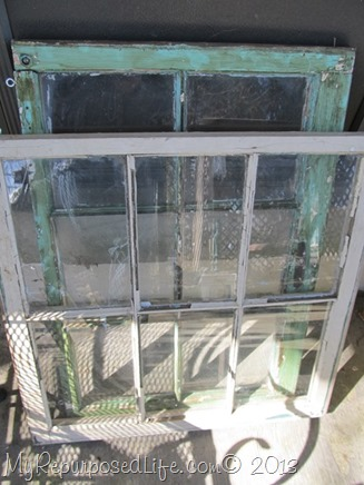 old chippy windows