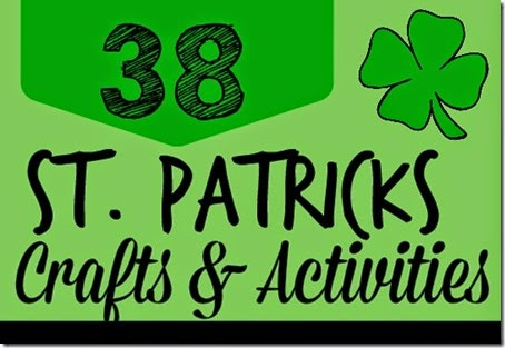 St. Patricks Day Crafts and Kids Activities