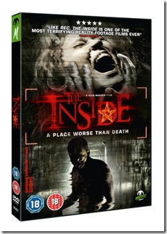The Inside DVD cover
