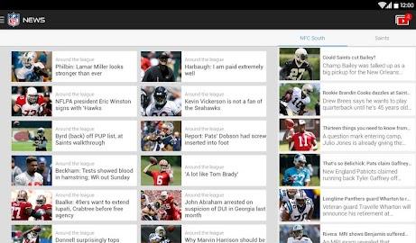NFL Mobile Screenshot 16