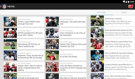 NFL Mobile Screenshot 16