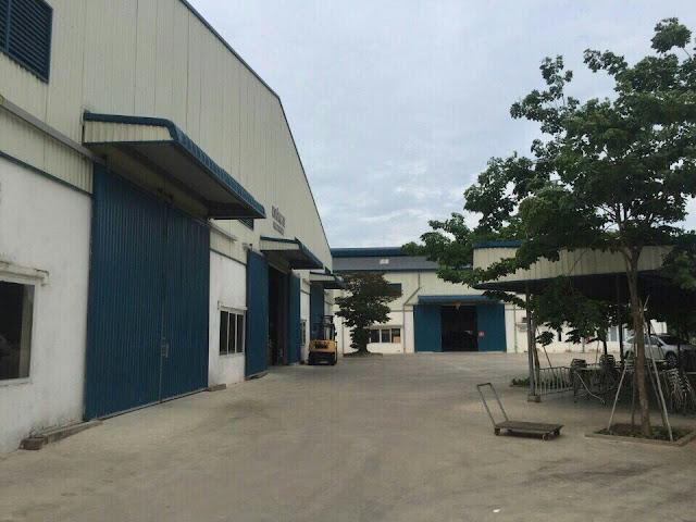 Bán nhà xưởng Khánh Bình Bình Dương
