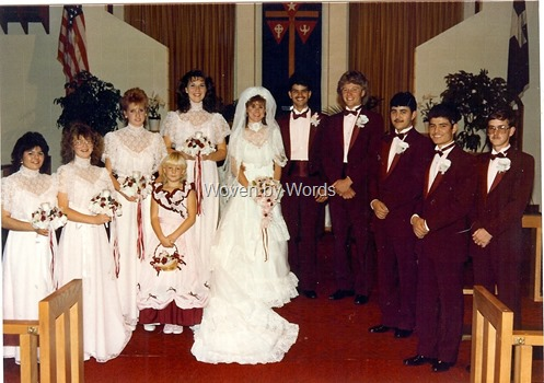 Debbie Wedding