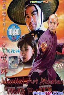 Nhất Đại Tôn Sư Hoàng Phi Hồng - Martial Art Master Wong Fei Hong