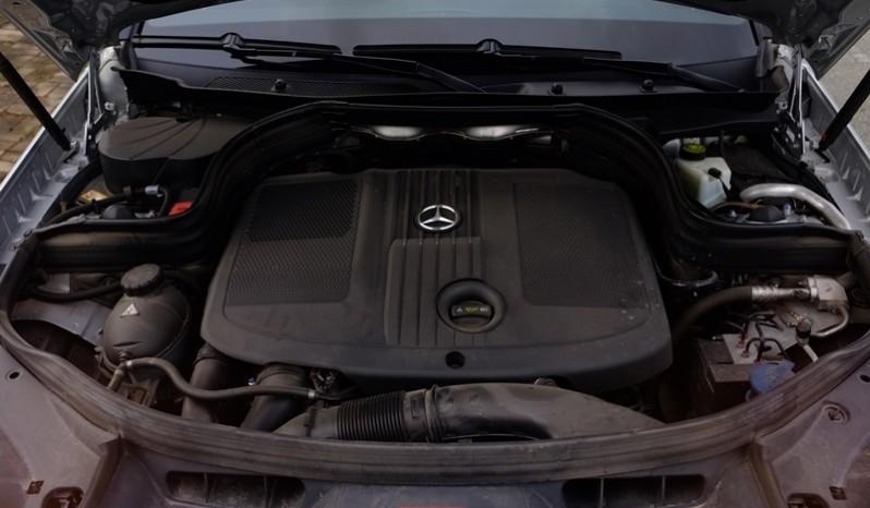 Động cơ xe Mercedes Benz GLK 220 cũ máy dầu 2014 màu bạc