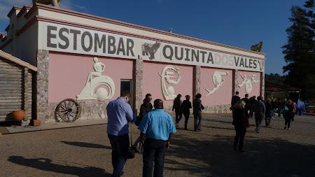 Vin de Algarve:  Podgoria Quinta dos Vales