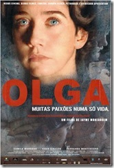 Olga - cartaz do filme