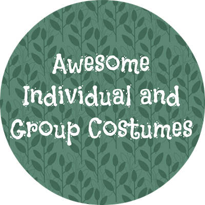 Awesome Individual and Group Costumes