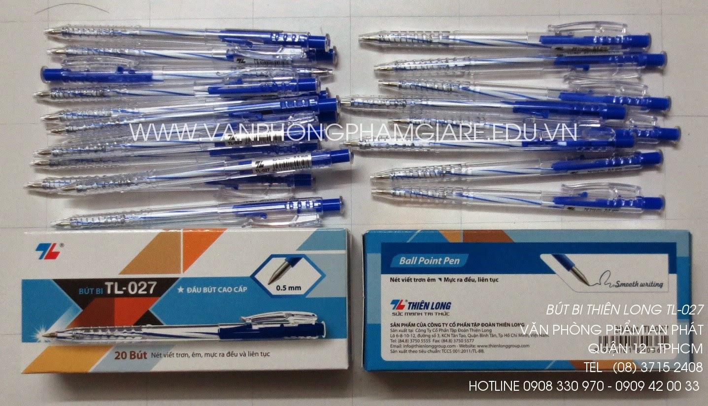 Bút bi Thiên Long TL027