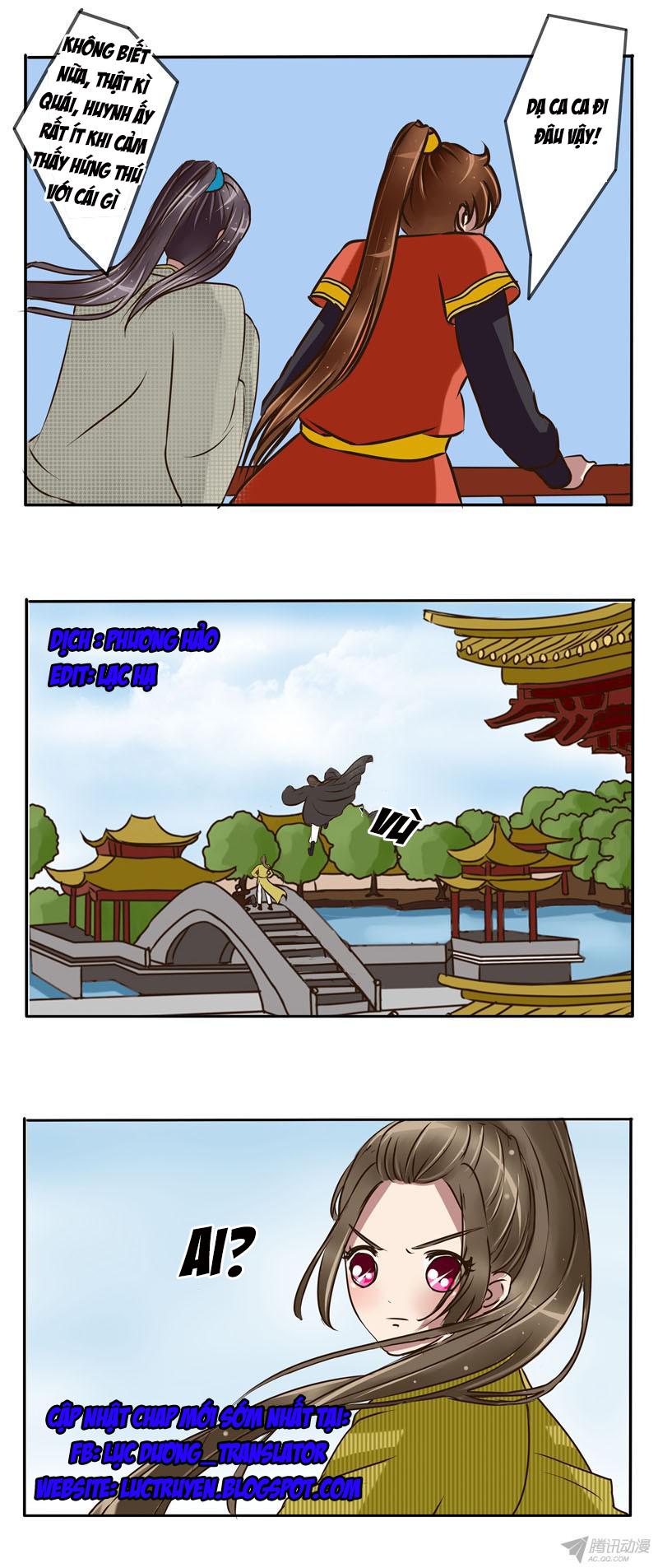 Thông Linh Phi Chap 019