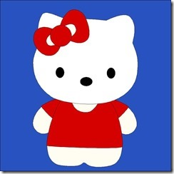 hello kitty block