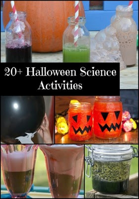 20 Halloween Science Activities