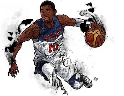Kyrie Irving is all set to lead Team USA's attack in Rio