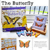FREE Butterfly Definition and Nomenclature Cards