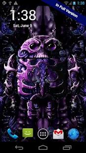 Biomechanical Droid Free- screenshot thumbnail