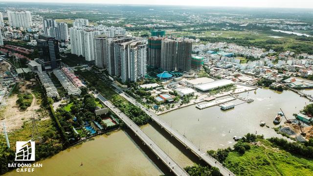 Tp HCM chuyển chủ đầu tư hai dự án lớn tại khu Nam Sài Gòn 4