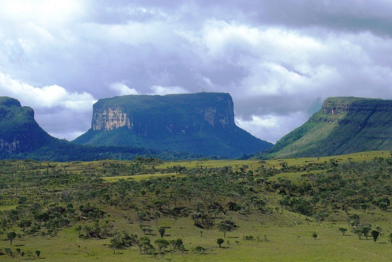 tepui venezuela 152 - Warcraft's cities and their real world equivalents