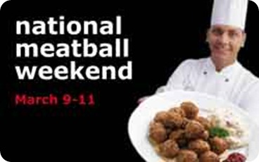 national meatball