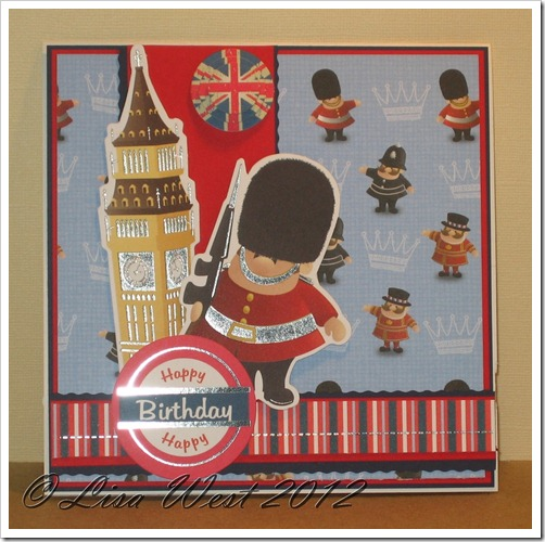 London Icons Card
