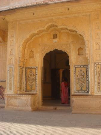 Imagini India: palat Jaipur