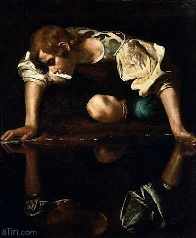 Chuyện chẳng ai thấy ai Chuyện kể rằng Narcissus là một