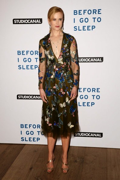 Nicole Kidman Before Go Sleep UK Gala Screening