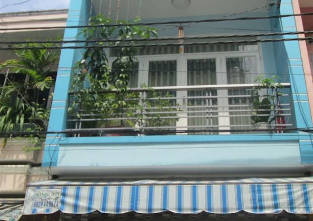 Bán nhà 1 lầu hẻm 710 Lũy Bán Bích Quận Tân Phú.1