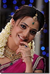 Nisha Agarwal Latest Hot Navel Show Photos in Saree, Nisha Agarwal Hot Saree Pictures Images