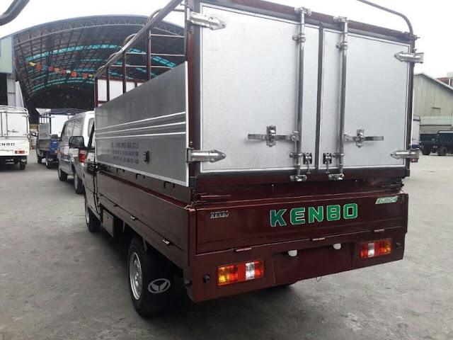 Thùng bạt xe tải Kenbo 990Kg