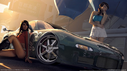 Wallpapers Hd Chicas Pro Street Need For Speed Ea
