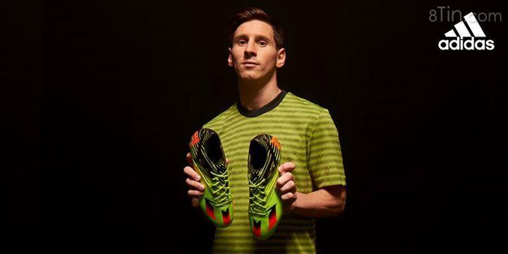 Phiên bản mới #Messi15. Được tạo nên để giành chiến thắng trong