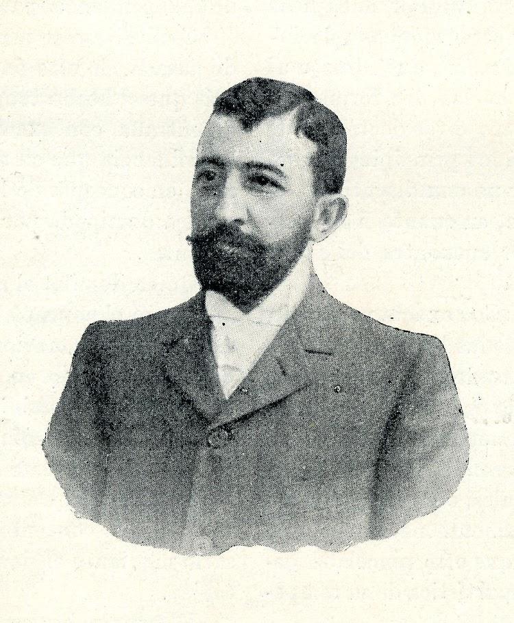 Jose Maria de Aristeguieta. Foto de la revista EL MUNDO NAVAL ILUSTRADO. Año 1901.JPG