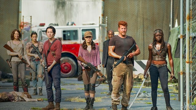 The Walking Dead (Crítica 5x08) Washington no es el final-3