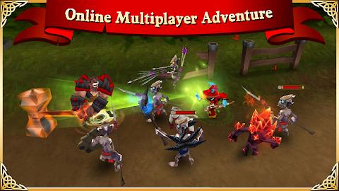 Arcane Legends Action RPG Screenshot 33