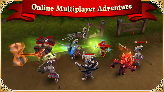 Arcane Legends MMO-Action RPG Screenshot 33