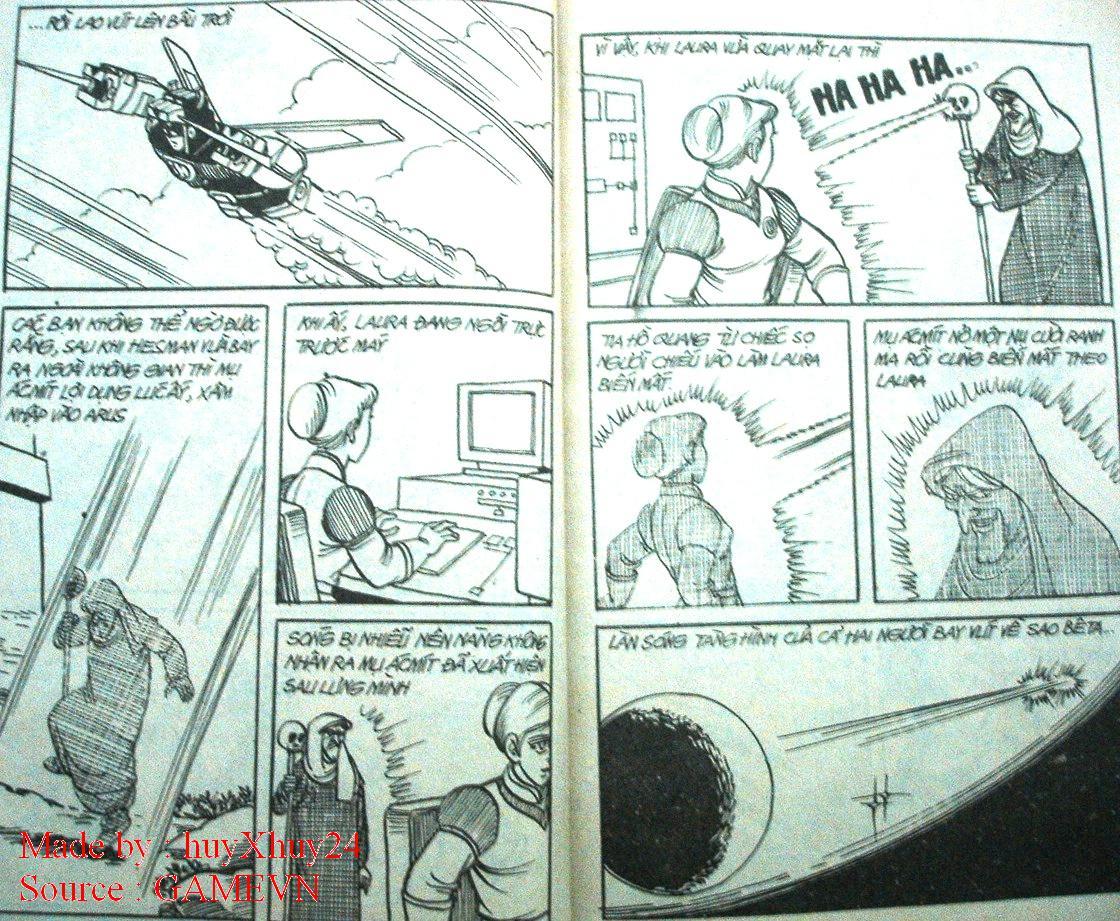 Dũng Sĩ Hesman chap 26 trang 11