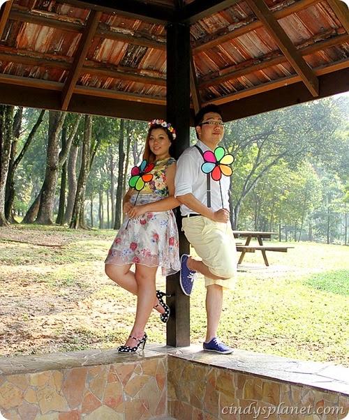 lake garden prewedding photo (15)