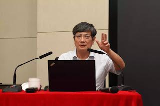 Diễn từ của một giáo sư Trung Quốc