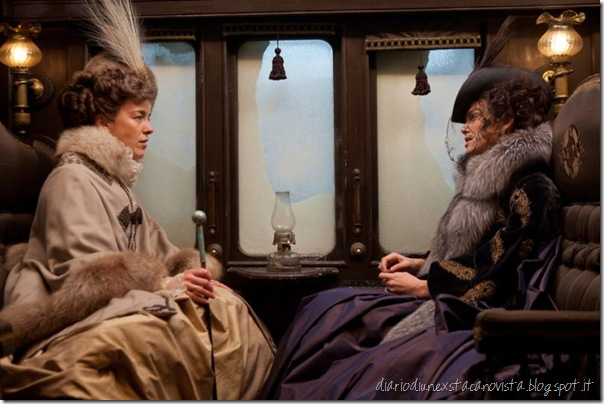 anna karenina by train