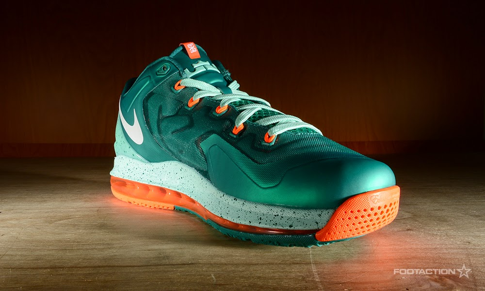 c642dfc314e5 ... Release Reminder Nike Max LeBron 11 Low 8220Mystic Green8221 ...