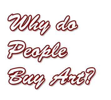 why people buy art