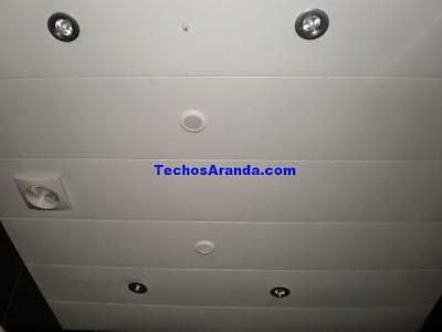 Techos aluminio Girona