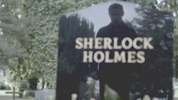 Mort de Sherlock Holmes dans la série TV Sherlock Holmes