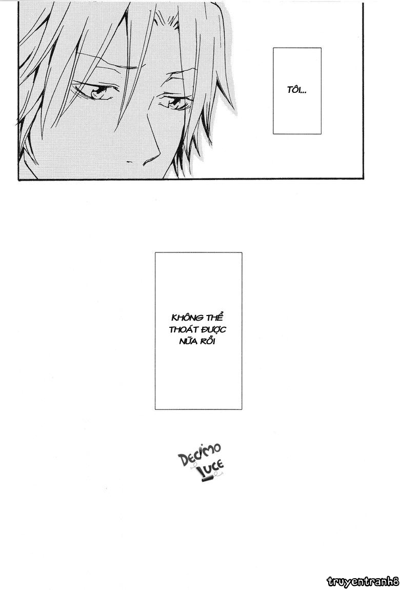 KHR Doujinshi - The deed behind the ring finger Chap 001
